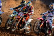 Jeffrey Herlings took the overall win at the MXGP of Asia