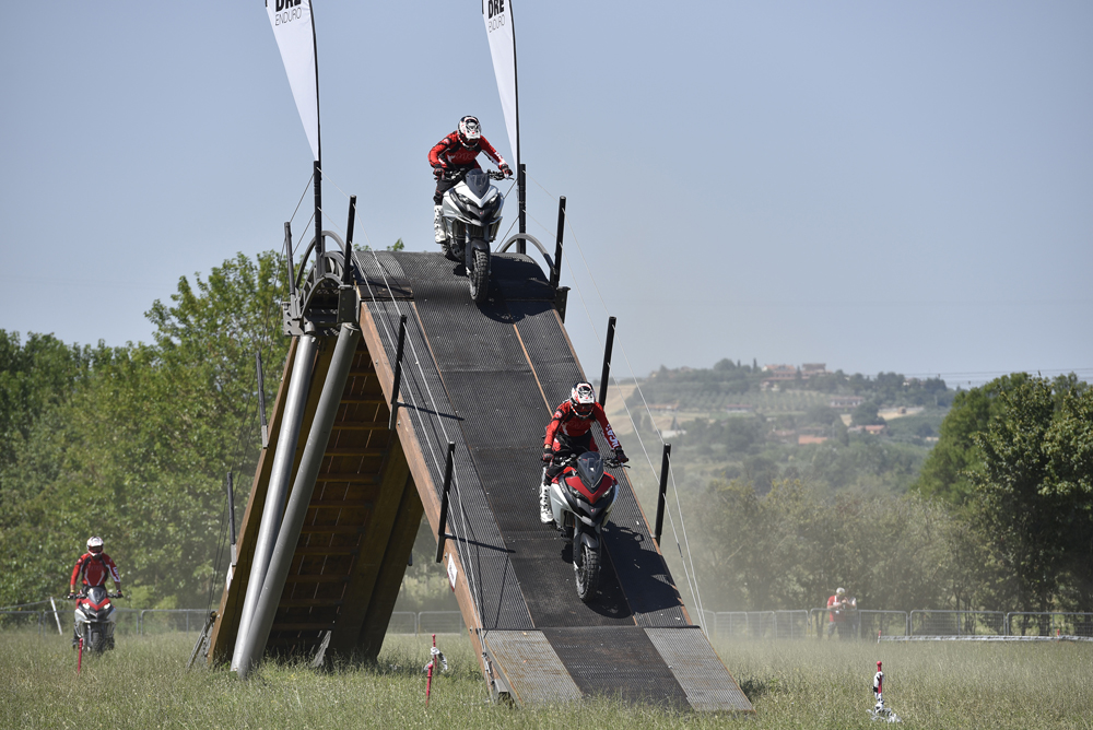 Enduro riders can challenge themselves at WDW2018.