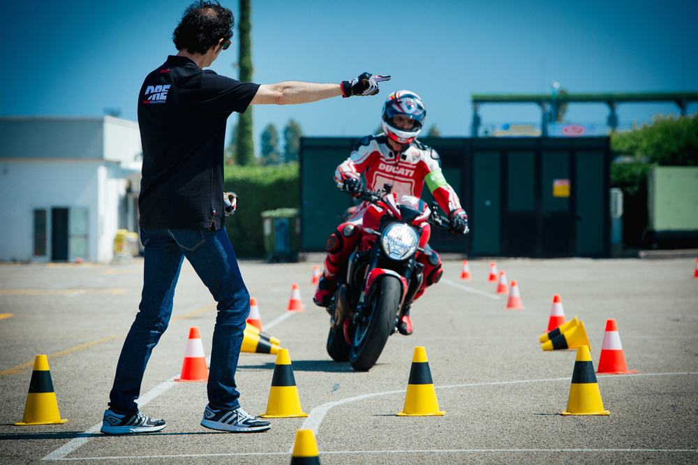 Ducati Riding Academy will be at WDW18
