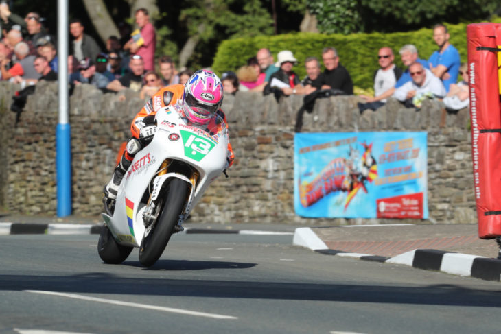 2018-Classic-Lightweight-TT-Race-Result-Johnston