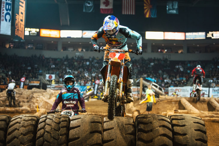 Cody Webb won the 2018 Arizona EnduroCross.