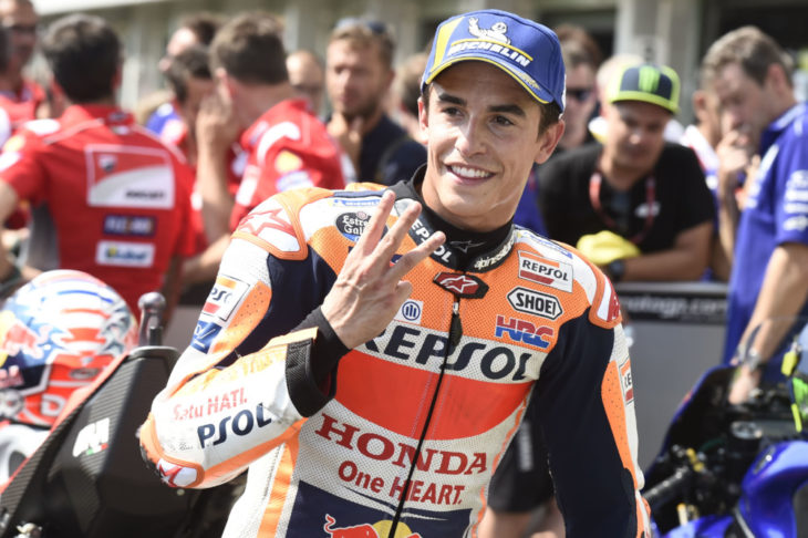 2018 Czech Republic MotoGP Saturday News Wrap Marquez