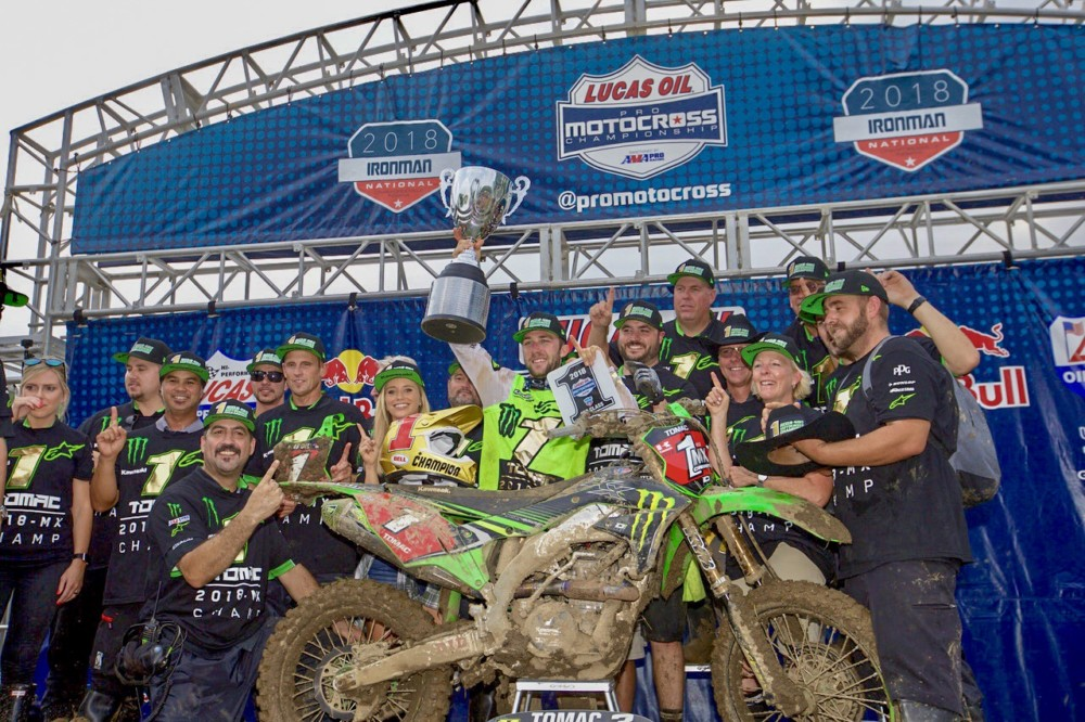 2018 Ironman 450cc National Mx Results Cycle News