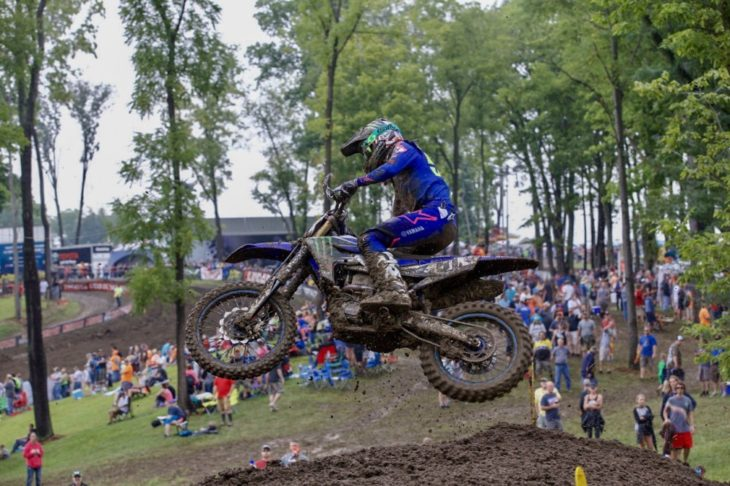 2018 Ironman 450cc National MX Results