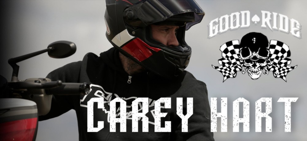 FOX Factory & Motocross icon Carey Hart Team up for Charity at Sturgis Rally 2018