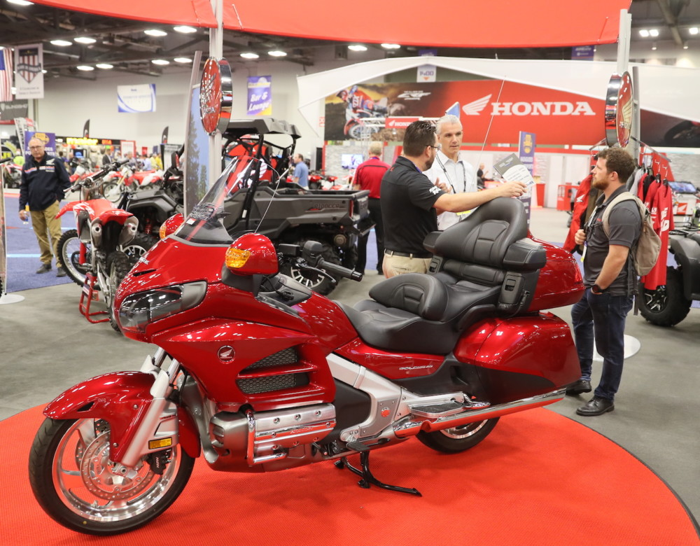 American Honda Set to Showcase Diverse Model Lineup in Las Vegas at AIMExpo