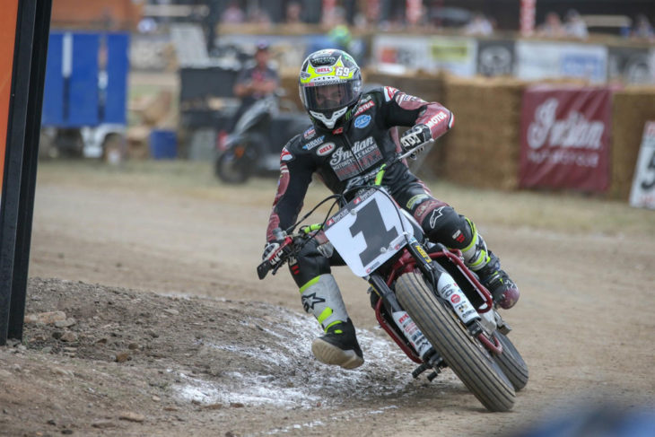 Photo Credit: Scott Hunter/American Flat Track