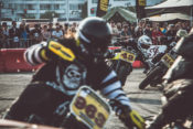 Team Tucker was on hand for the inaugural Moto Bay Classic held at Pier 32 in San Francisco.