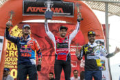 Monster Energy Honda Team Heads to Argentina After Success in Atacama