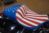 Royal Riding Custom Motorcycle Seat Program