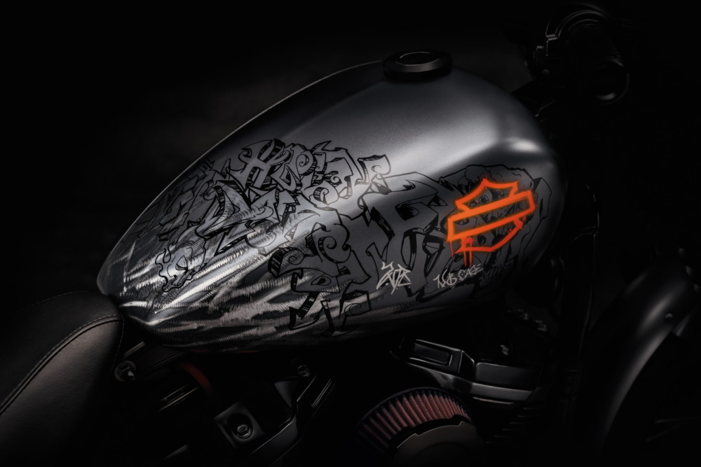Make it Personal With the New Harley-Davidson Custom Paint ...