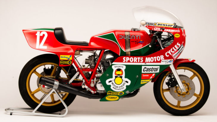 Vee Two Mike Hailwood Replica 1