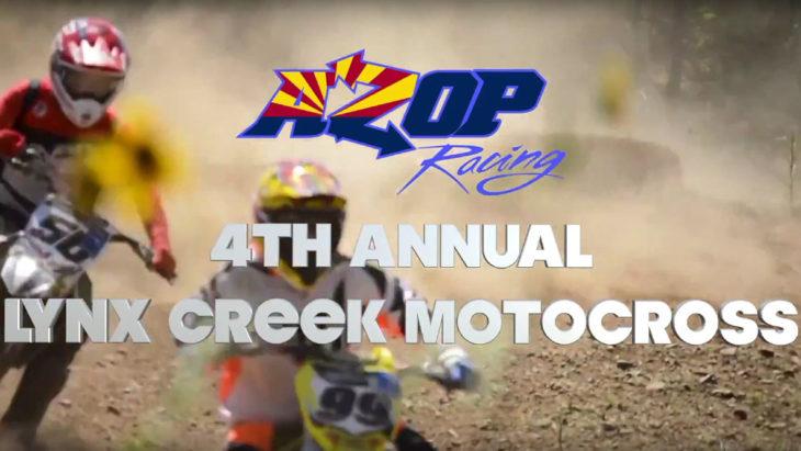 Lynx Creek MX Race