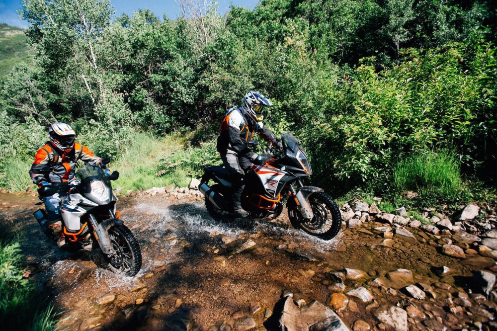 KTM Ultimate Race Opportunity at Adventure Rider Rally in Park City