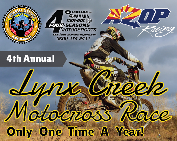 Lynx Creek MX Race