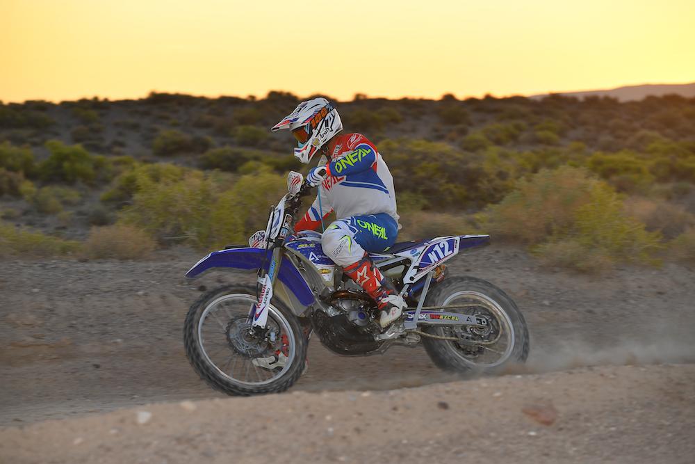 Max Eddy at the 2018 Vegas To Reno.