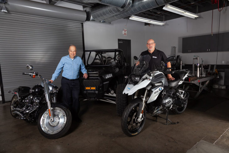 Mike Buettner and Bob Peiser Join Motorsport Aftermarket Group