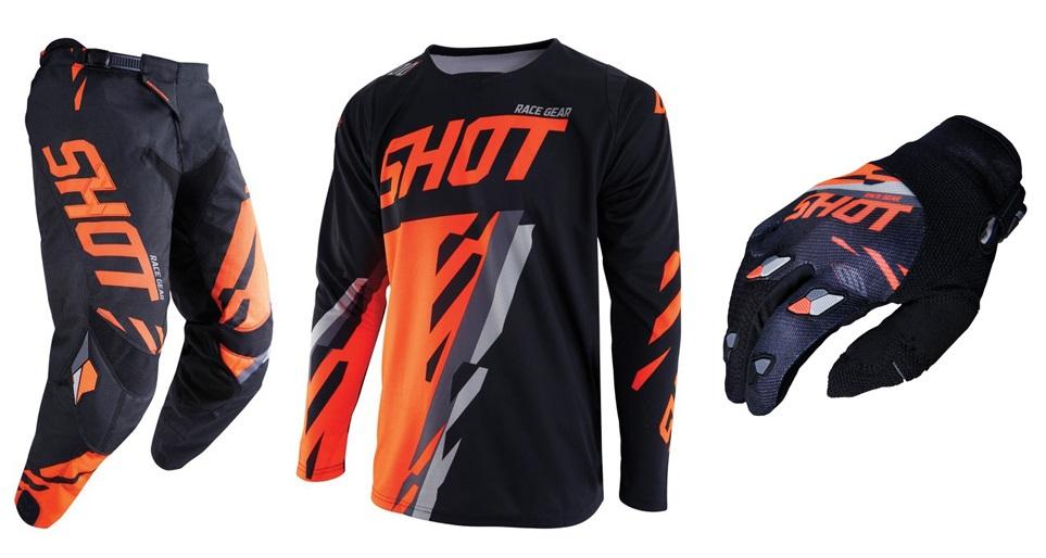 Shot Contact Score Gear