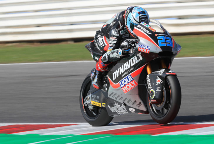 2018 San Marino MotoGP Friday Results Schrotter