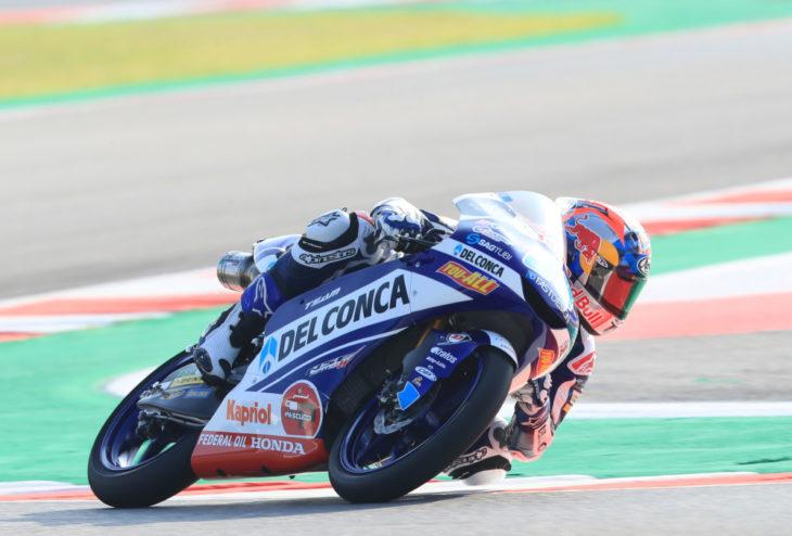 2018 San Marino MotoGP Friday Results Martin