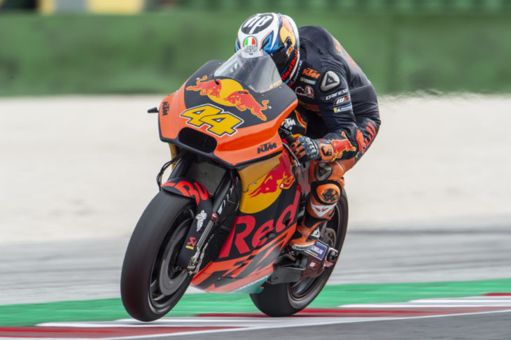 2018 San Marino MotoGP Friday News 9