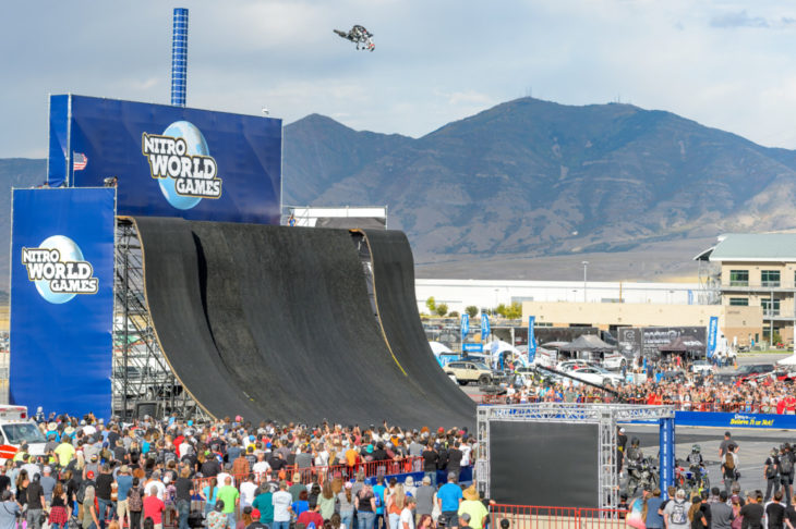 2018 Nitro World Games