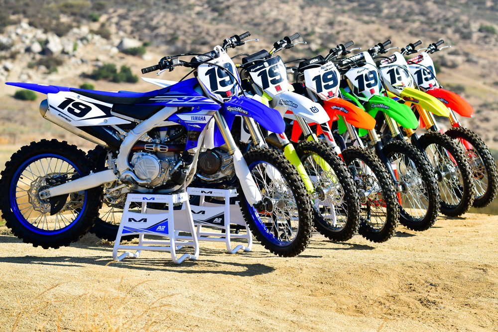 2019 450 Motocross Shootout