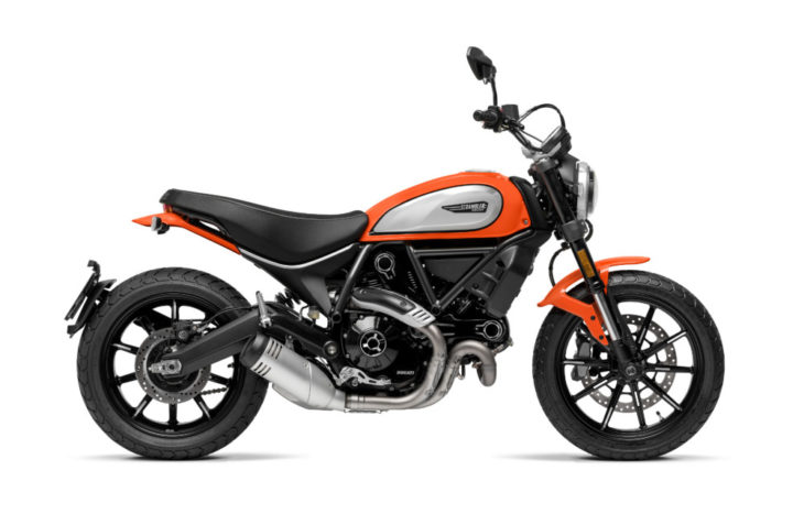 2019 Ducati Scrambler Icon First Look 1