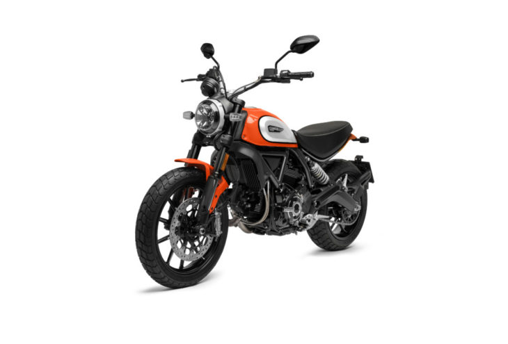2019 Ducati Scrambler Icon First Look 2