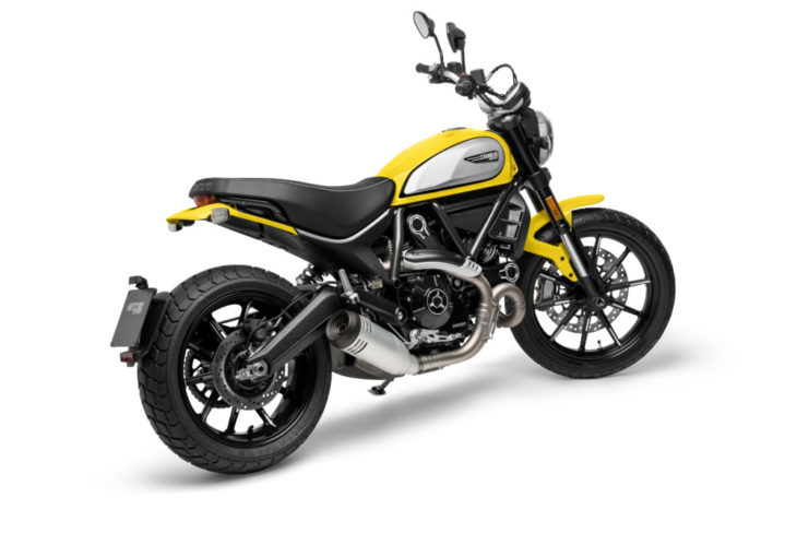 2019 Ducati Scrambler Icon First Look 12