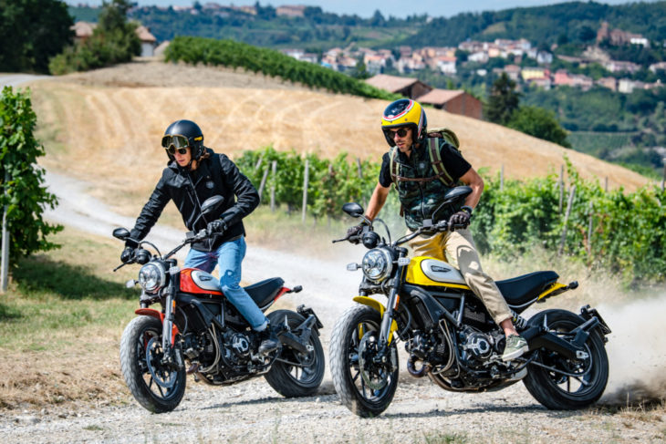 2019 Ducati Scrambler Icon First Look 14