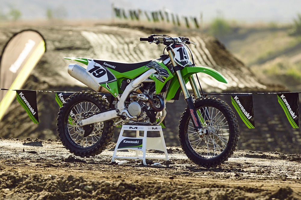 2019 450 Motocross Shootout - Cycle News