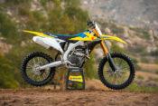 Suzuki releases details of 2019 Suzuki RM-Z250
