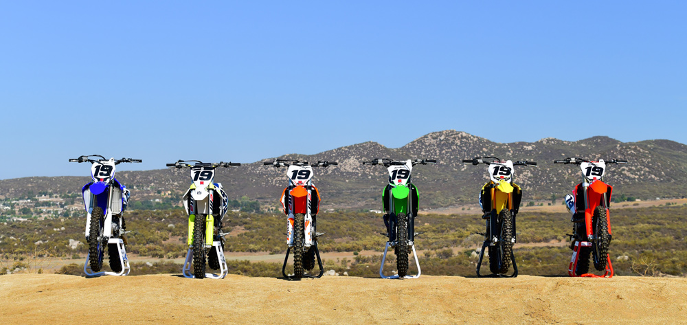 2019 450 Motocross Shootout - Cycle News
