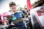 Andrew Short Claims Podium Result at Desafio Inca 2018