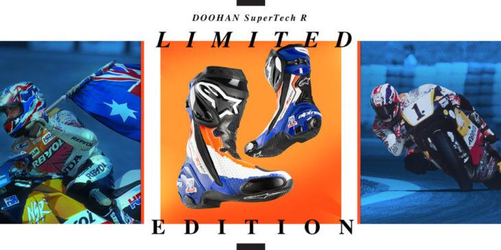 Alpinestars LE Doohan SuperTech R Boot