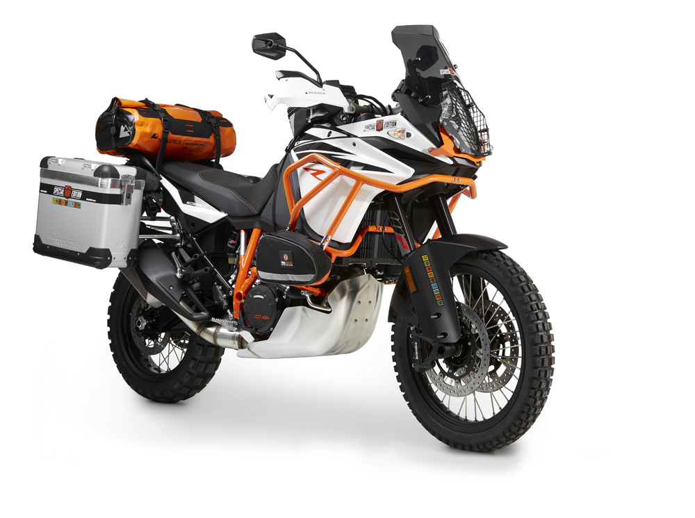 Backcountry Discovery Routes Fundraiser | Win a KTM 1090