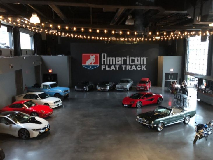 Classic Car Club at Hudson River Park's Pier 76 to play host to an evening of celebration, exciting announcements and top-secret unveils. Photo Credit: Classic Car Club