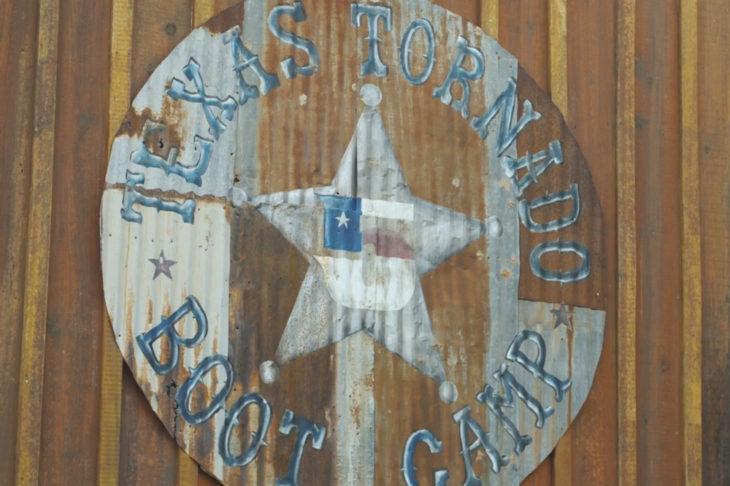 Colin Edwards Texas Tornado Boot Camp