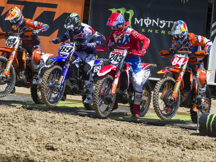Jeffrey Herlings (84) won again at the MXGP of Turkey.