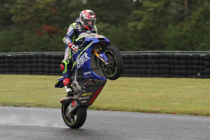 Herrin_NJMP_MotoAmerica_Race1_2018_wheelie