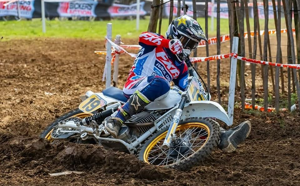 Husqvarna Success at 2018 Veterans Motocross des Nations