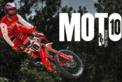 MOTO 10 The Movie T