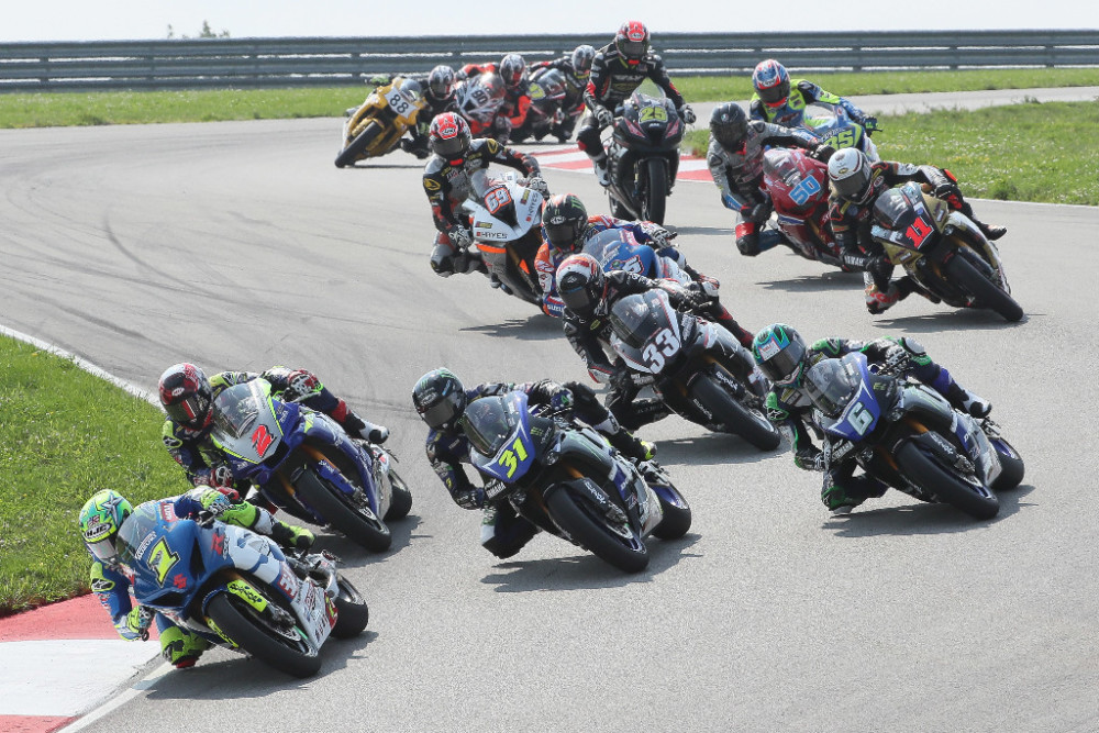 There are several ways for MotoAmerica fans to watch the series despite the ongoing negotiations between beIN Sports and some of its distributors.  Photo By Brian J. Nelson