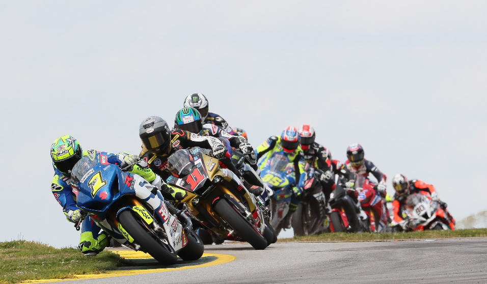 For the second straight year, Road Atlanta in Braselton, Georgia, will kick-off the 2019 MotoAmerica Series, April 5-7.|Photo by Brian J. Nelson