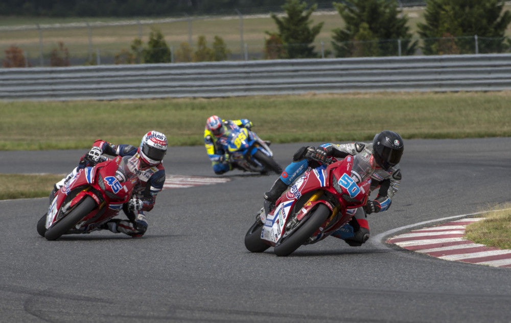RoadRace Factory Race Recap of MotoAmerica New Jersey Round 9