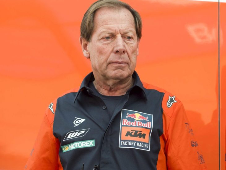 Roger DeCoster has been named Motorsports Director KTM/Husqvarna North America.
