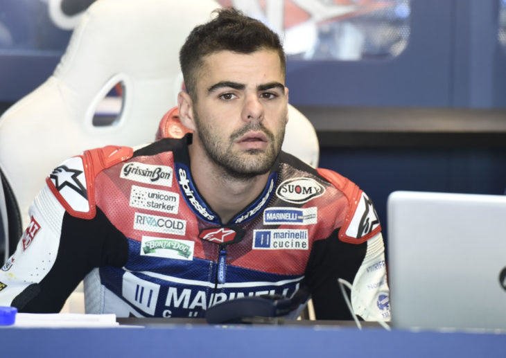 Romano Fenati Issues Apology 1