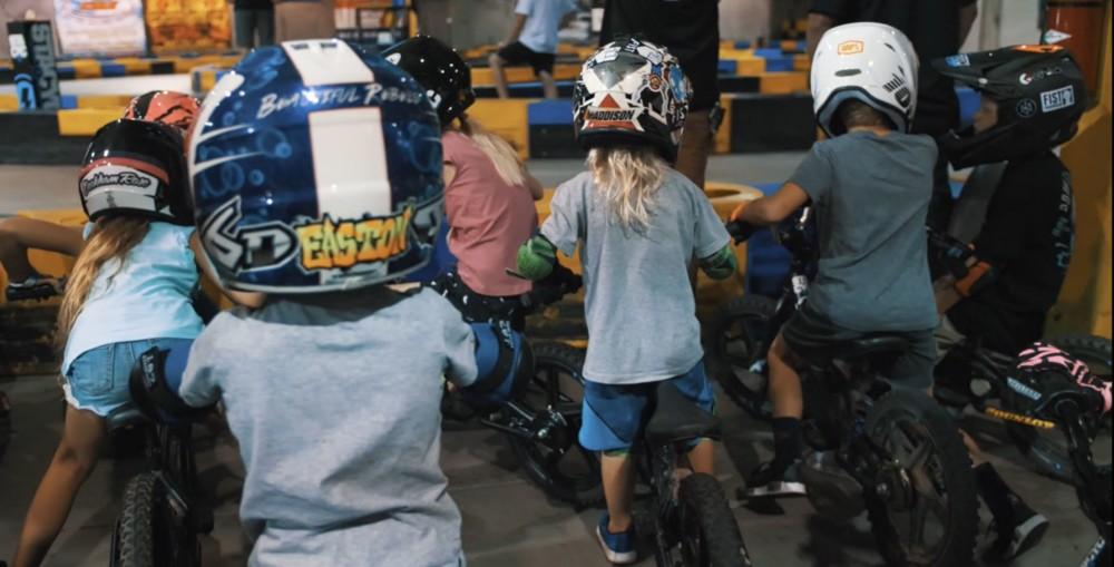 STACYC P2R Raceway Takeover
