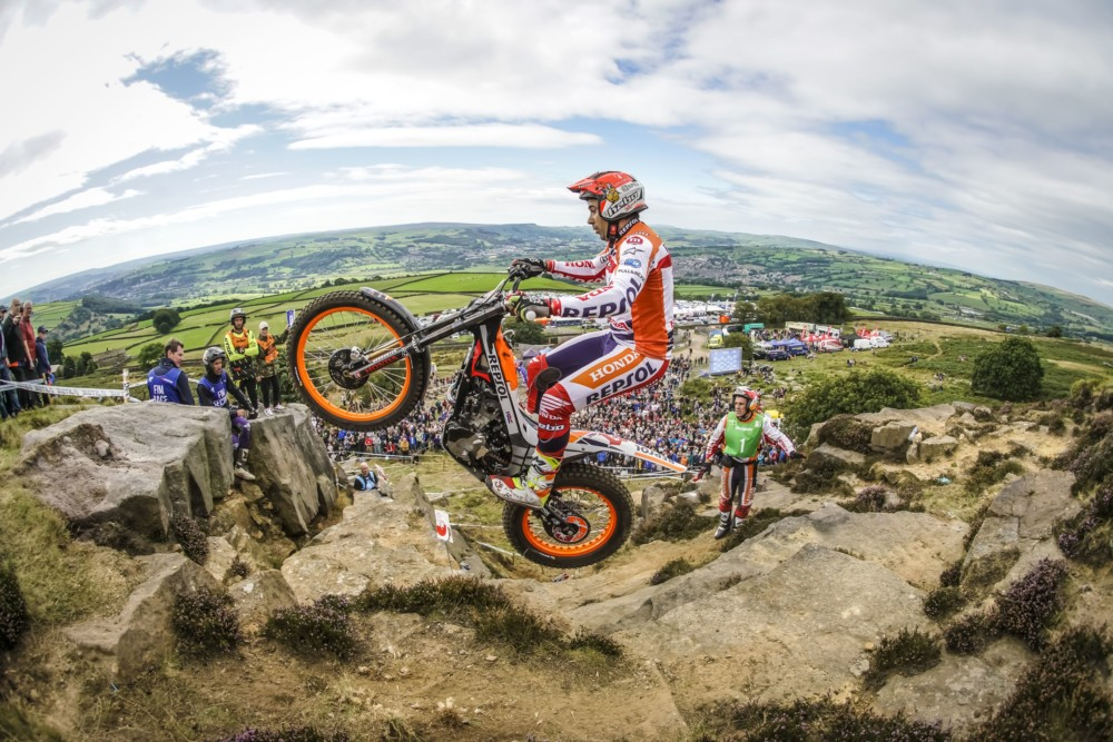 2018 TrialGP Great Britain